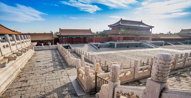 紫禁城——北京故宫