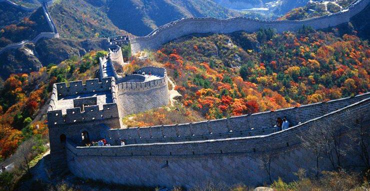 中国古代伟大的防御工程——八达岭长城