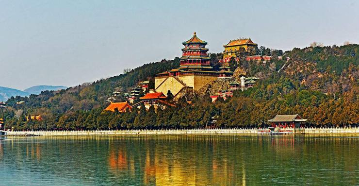 中国清朝时期皇家园林——颐和园
