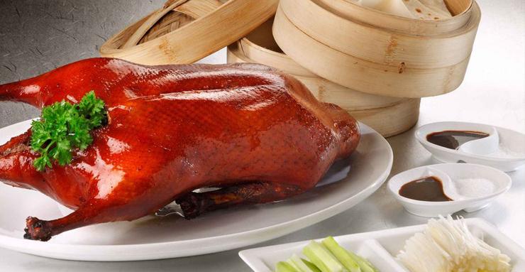 北京第一美食——北京烤鸭