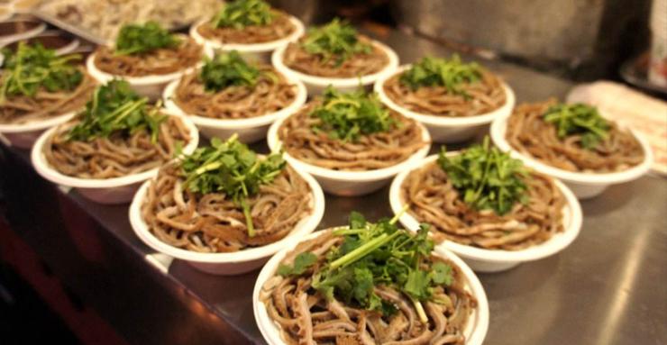 北京风味小吃——北京爆肚
