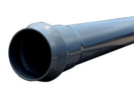 (扩口)pvc给水管
