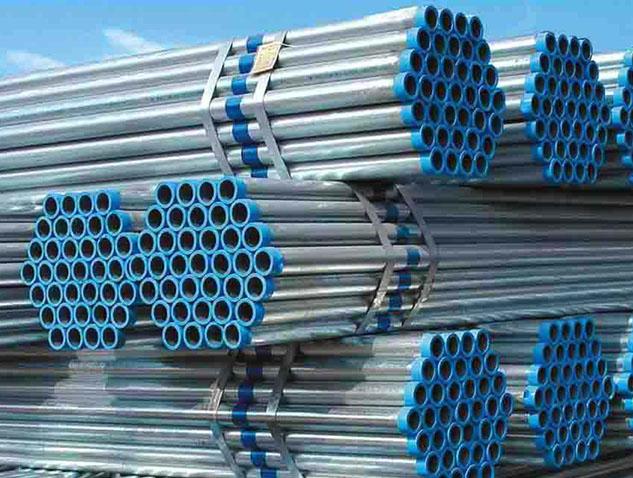 镀锌钢管DN125